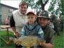 Rybářské závody Rozvaliny 10.6.2012