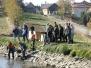 Výlov rybníka - Rozvaliny 31.10.2015
